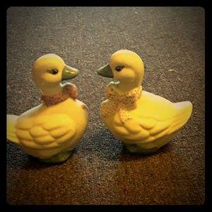 Vintage ducks